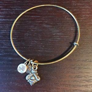 """Alex & Ani • """"Bumblebee"""" Bracelet"""